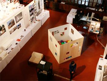 建築家作品展