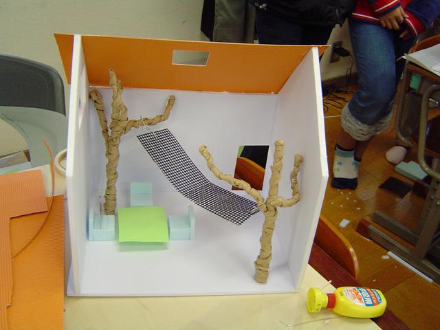 建築模型製作