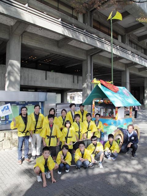 集合写真 京都市立 御所南小学校