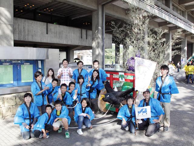 集合写真 京都市立 紫竹小学校
