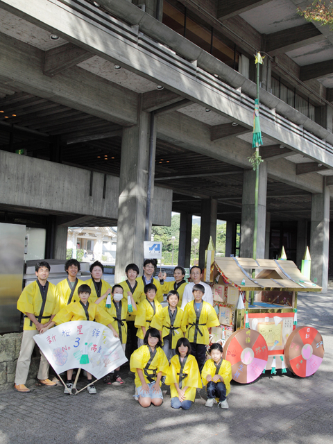 集合写真 京都市立 高倉小学校