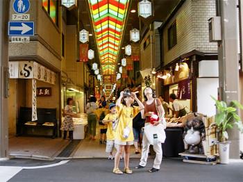 まちなか子供探検隊「100年先まで残したい京都の街並み」