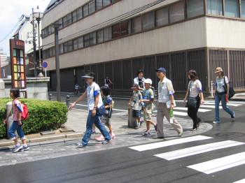 子供探検隊・町歩き