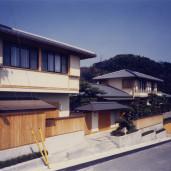 大野邸–和風の家
