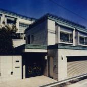 黒沢邸–ネオクラシックデザインの邸宅
