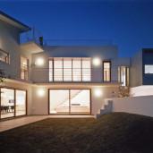 神戸の高台の家