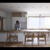 二里ヶ浜の家