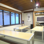 calligraphy class + design office